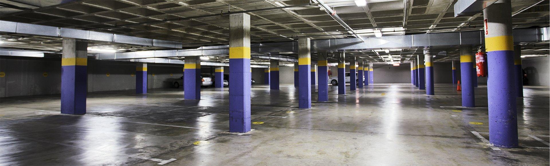 Parking en Alicante con amplias plazas de aparcamiento y tarifas low-cost